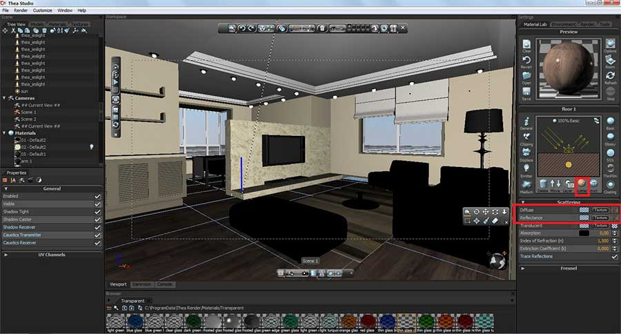 [تصویر:  7-material-setup.jpg]